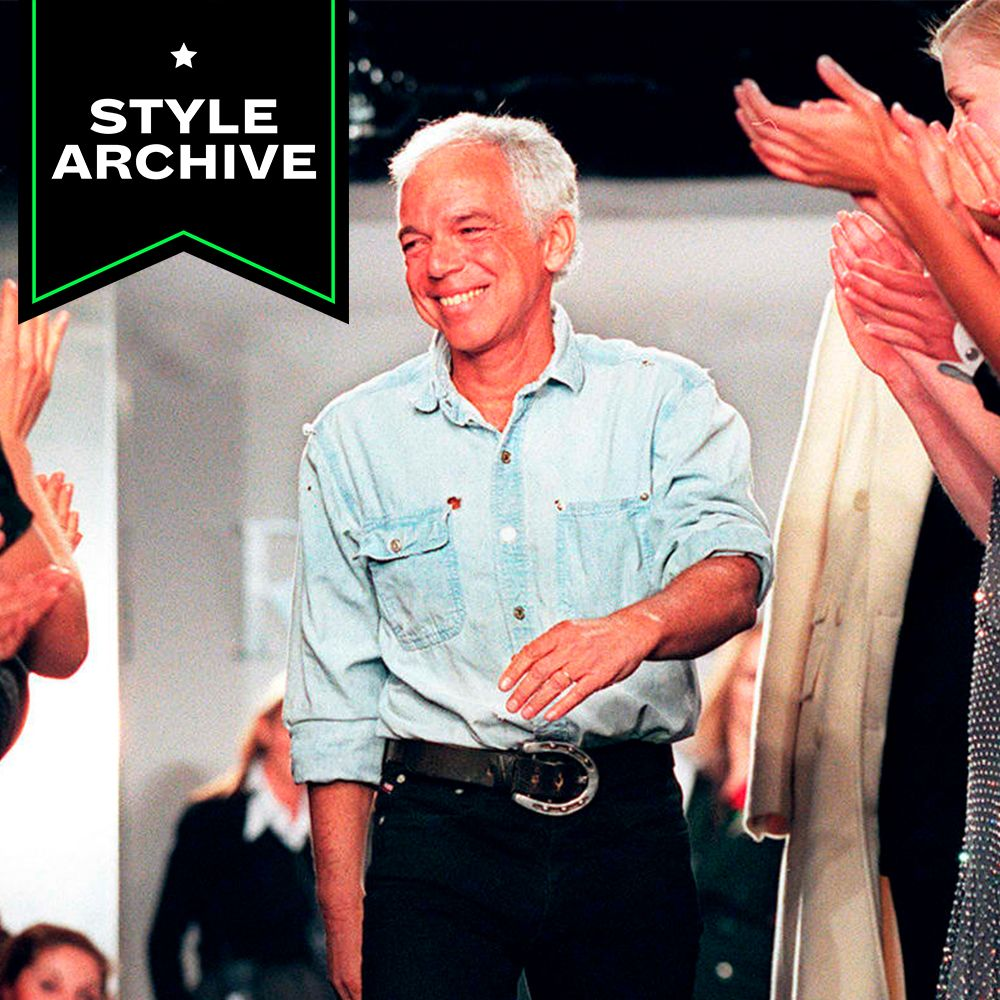 How Ralph Lauren Dressed The American Dream