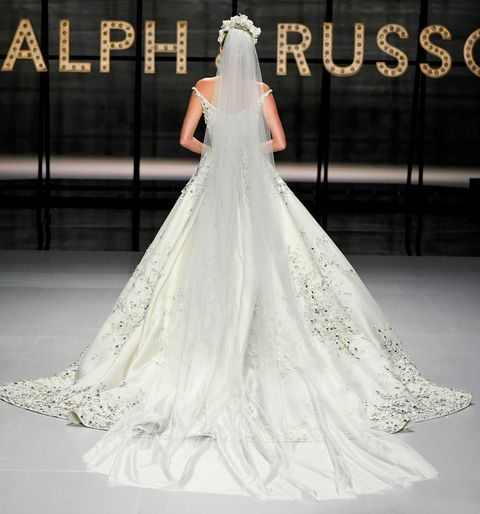 Ralph And Russo Wedding Dresses: See The Breathtaking Ralph & Russo Bridal Gown From Every