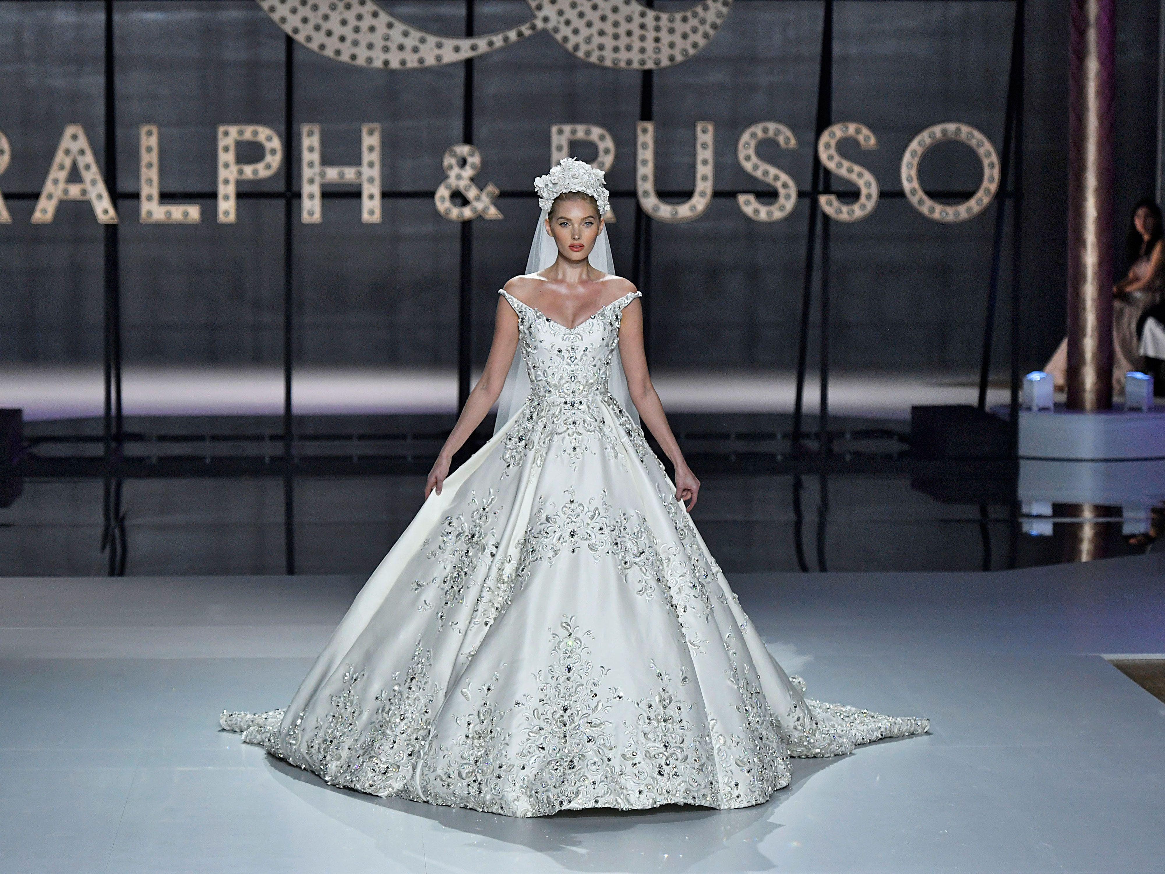 Ralph & Russo wedding dress