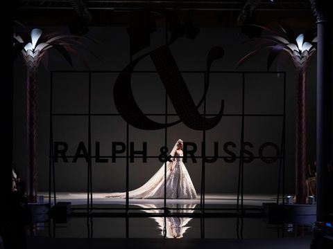 Ralph & Russo wedding dress