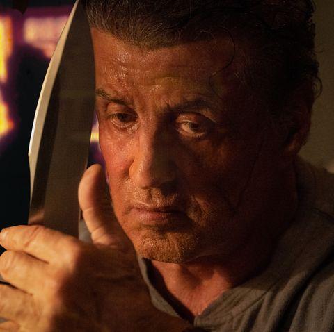 Sylvester Stallone's Rambo