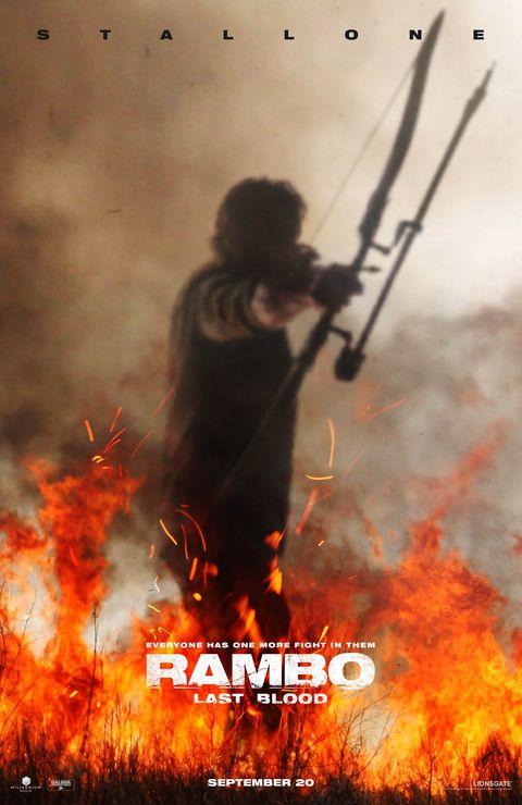 Rambo 5 poster