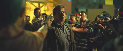 Sylvester Stallone's Rambo: Last Blood gets a dramatic first
