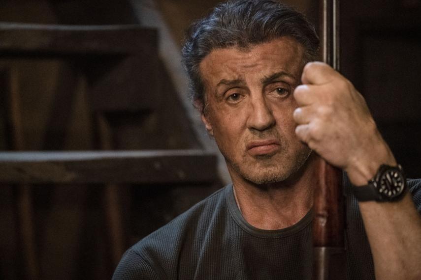 El creador de Rambo se avergüenza de 'Rambo: Last Blood'