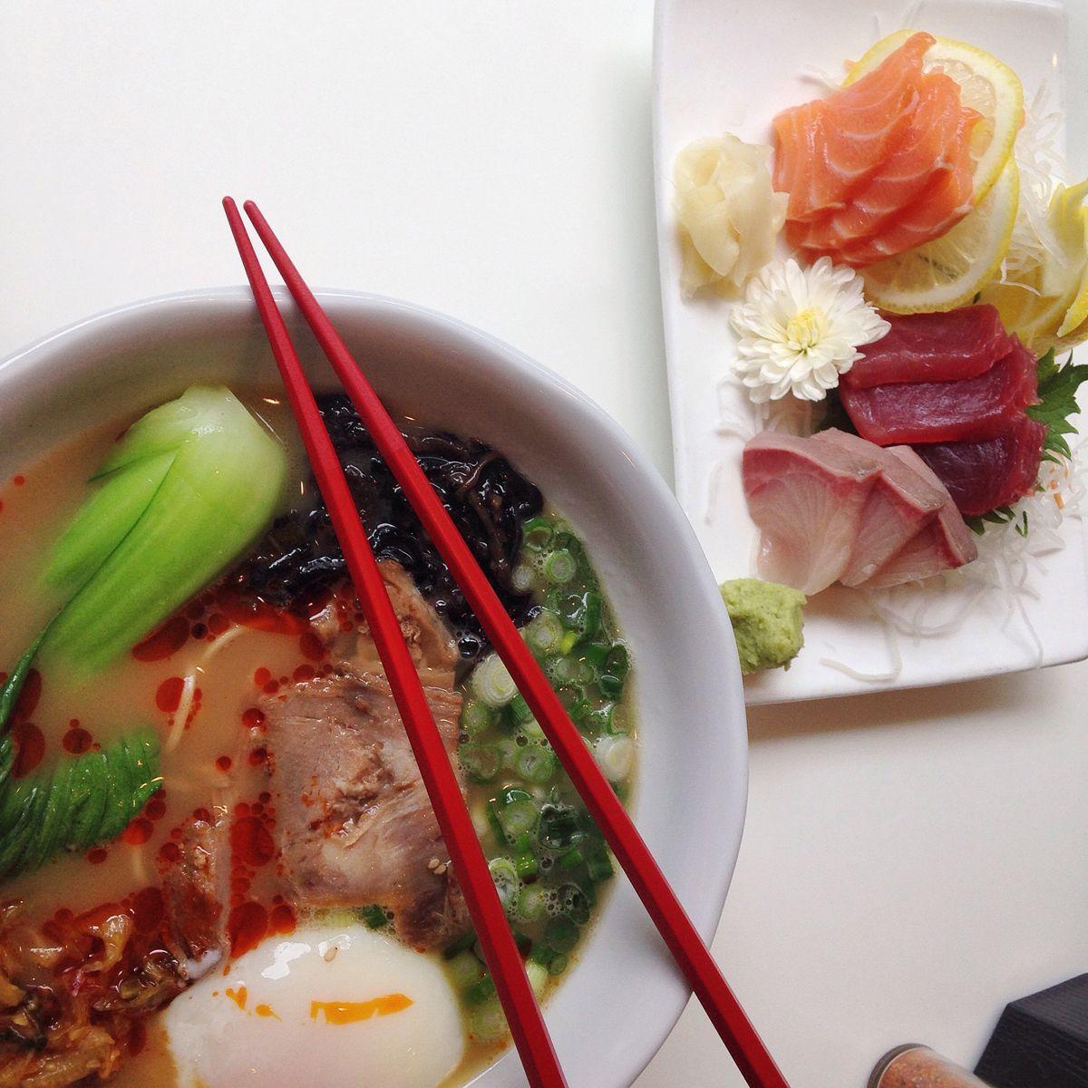 Ricetta Ramen Pesce.Ricetta Ramen Di Pesce Come Si Prepara Il Piatto Tipico Della Cucina Giapponese