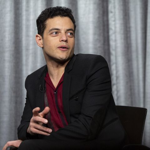 Exclusive: Bond 25's Rami Malek responds to reports the movie is in trouble