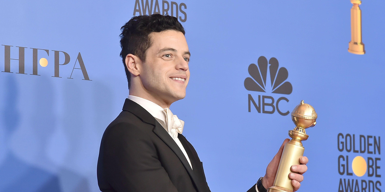 Rami Malek76th Annual Golden Globe Awards - Press Room