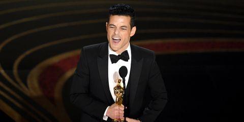 Rami Malek Oscars 2019