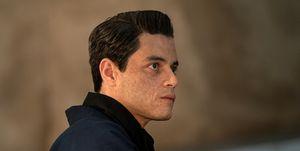 Rami Malek as Safin, Bond No Time To Die