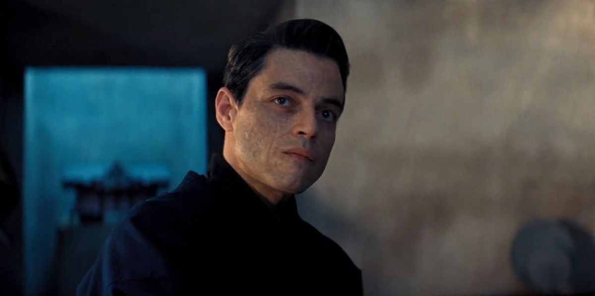 No Time to Die director insists that Rami Malek isn't Dr No