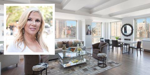 Ramona Singer Apartment