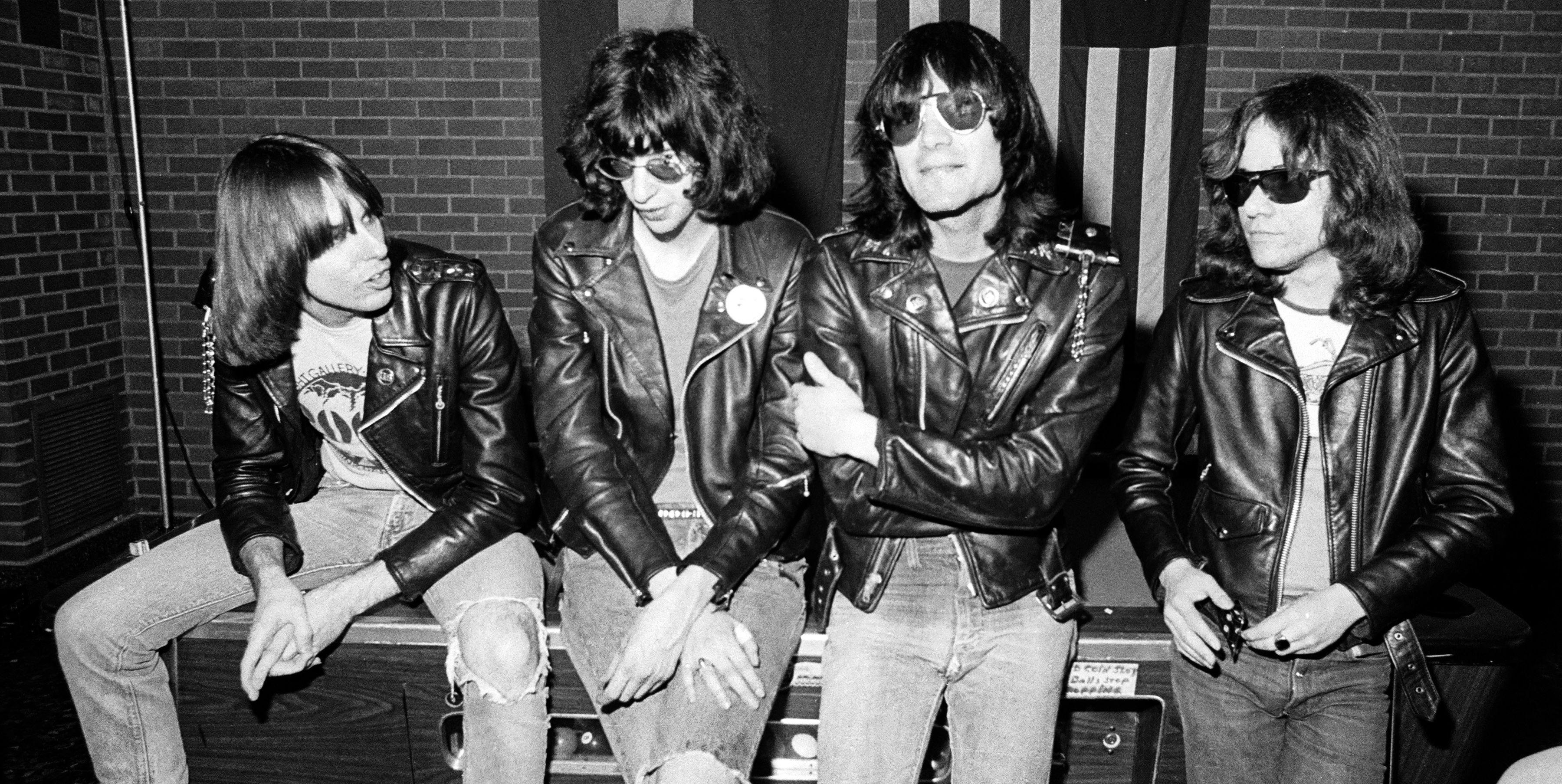 The Ramones Style