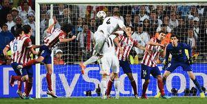 Finales Champions Sergio Ramos Real Madrid Atletico