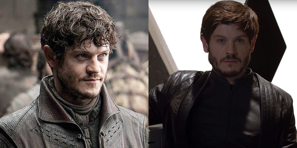 Iwan Rheon It's hard to imagine anyone being upset when Ramsay Bolton died on Game of Thrones , but if you're missing the actor, you can catch Rheon as Maximus in Inhumans .