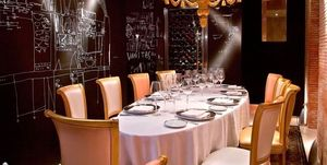 Restaurante Ramsés, Madrid