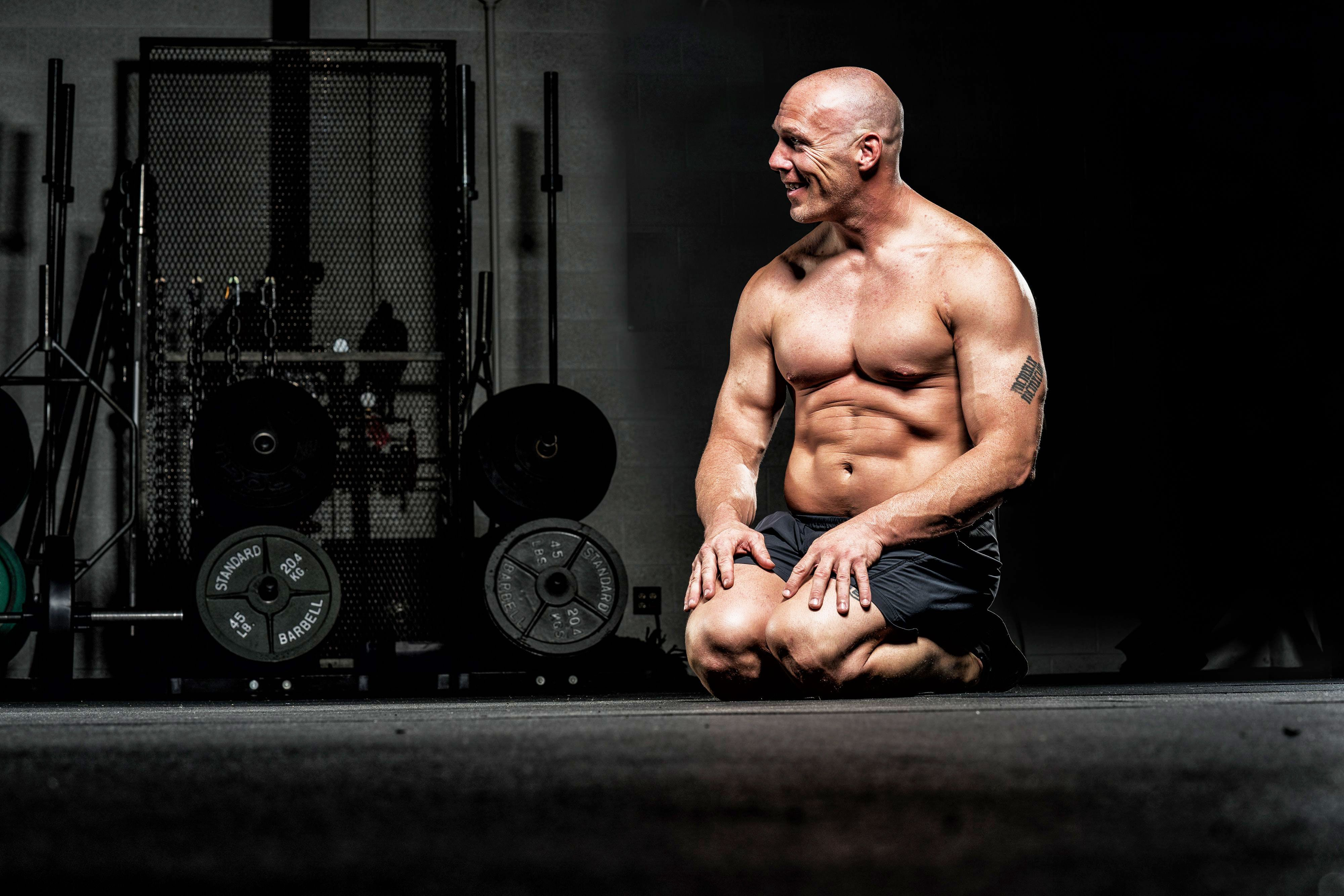 How I Adjusted My Workout to Keep Training Hard After 40