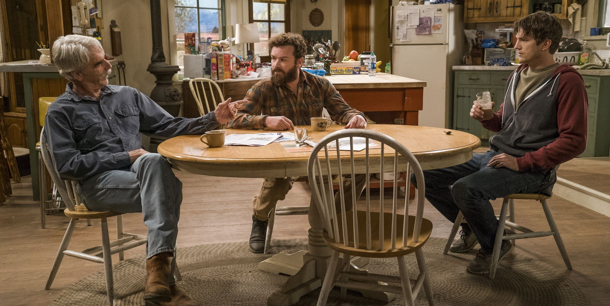 Following Allegations, Netflix Wrote Danny Masterson Out of 'The Ranch' With a Mysterious Death