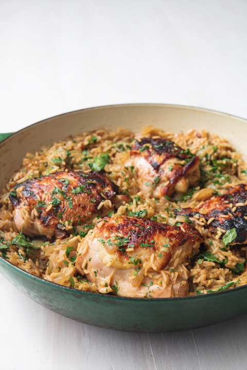 20 One Pot Chicken Recipes Easy Recipes For One Pot Chicken