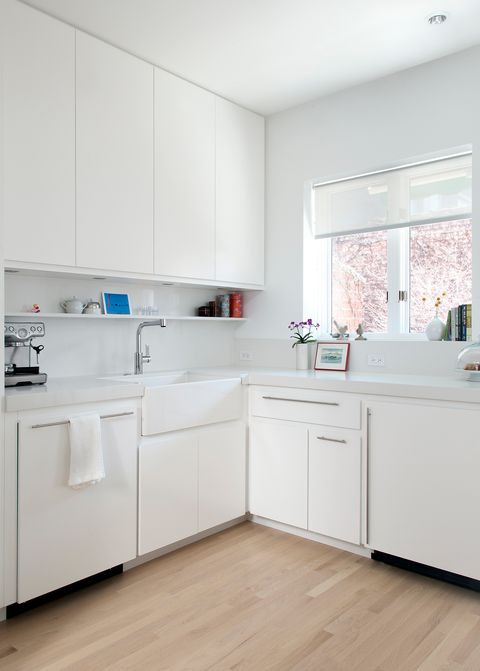 50 white kitchen cabinets to brighten up your cooking space