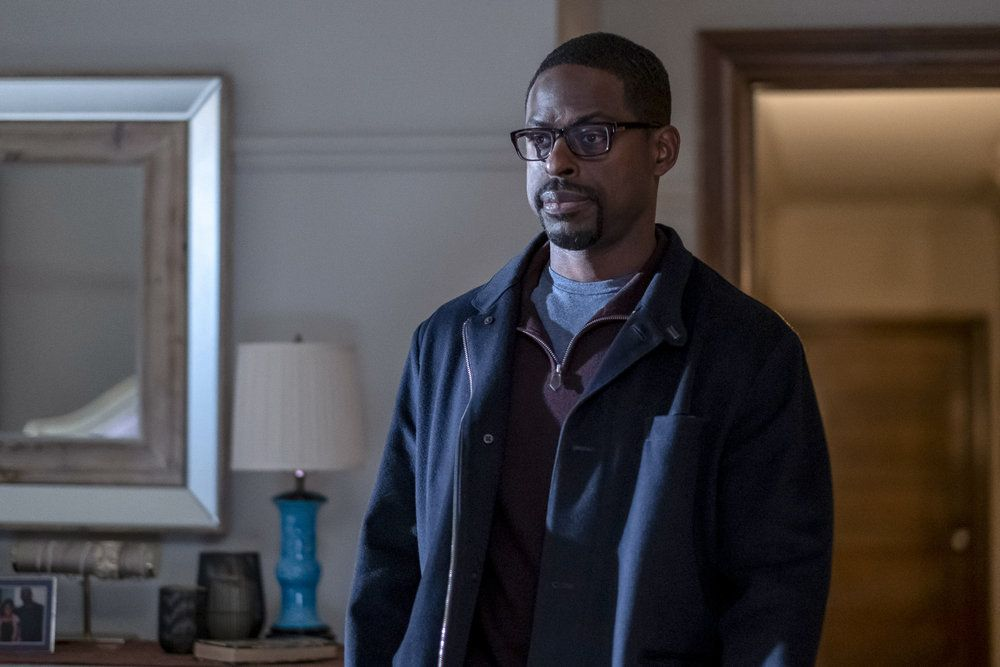 Sterling K. Brown on What That 'This Is Us' Cliffhanger Means for Randall's Anxiety