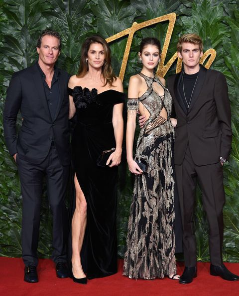 the fashion awards 2018 in partnership with swarovski   red carpet arrivals