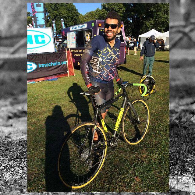 randy locklair of be cyclocross