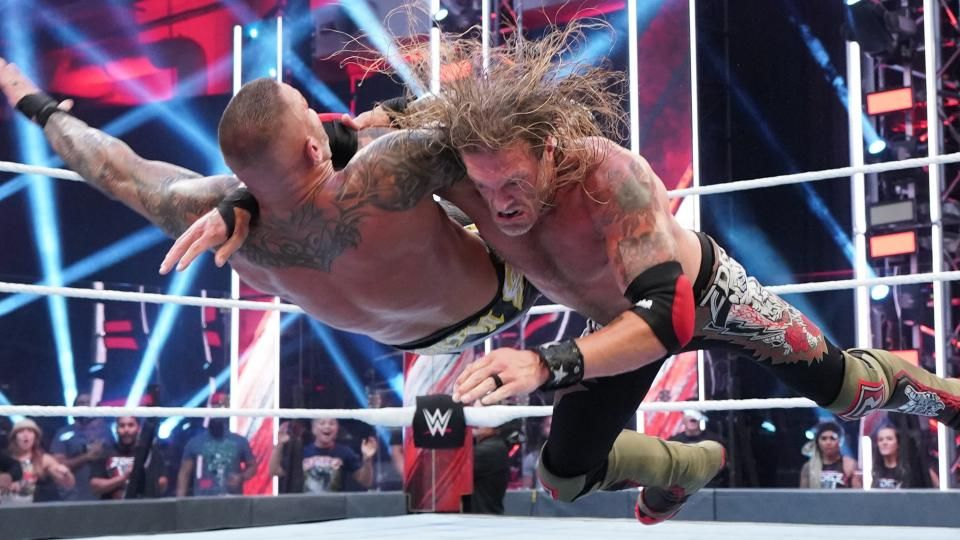 Edge Addresses Controversy From WWE's Greatest Wrestling Match Ever 2