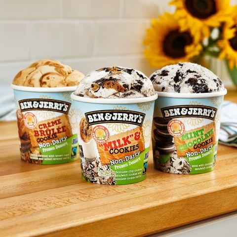 Food, Ice cream, Gelato, Frozen dessert, Ingredient, Chocolate ice cream, Cuisine, Dish, Dairy, Chocolate chip,