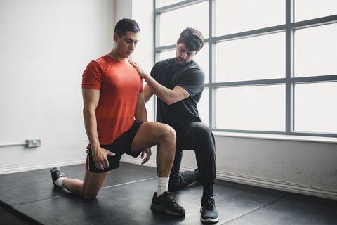 Range of Motion Workout