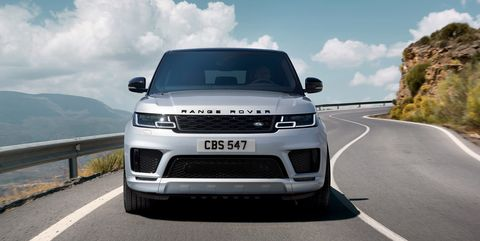 The 2019 Range Rover Sport Goes Hybrid New Inline Six Engine