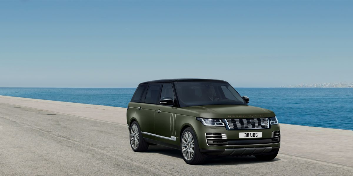 Land Rover Introduces What It Calls the 'Ultimate' Range Rovers