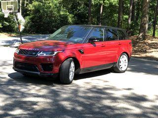 Range Rover Sport P400e Review - Hybrid Range Rover Test Drive