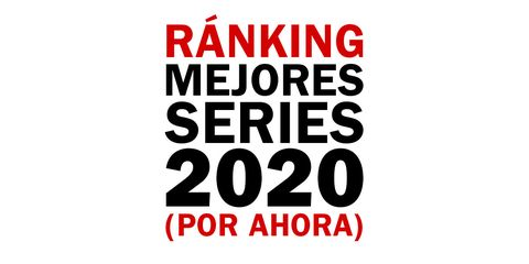 ranking mejores series 2020