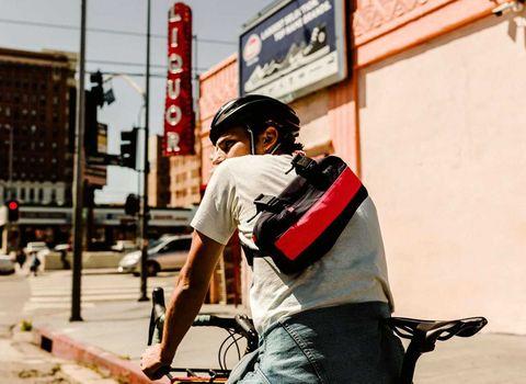 Rapha Mini Messenger Bag