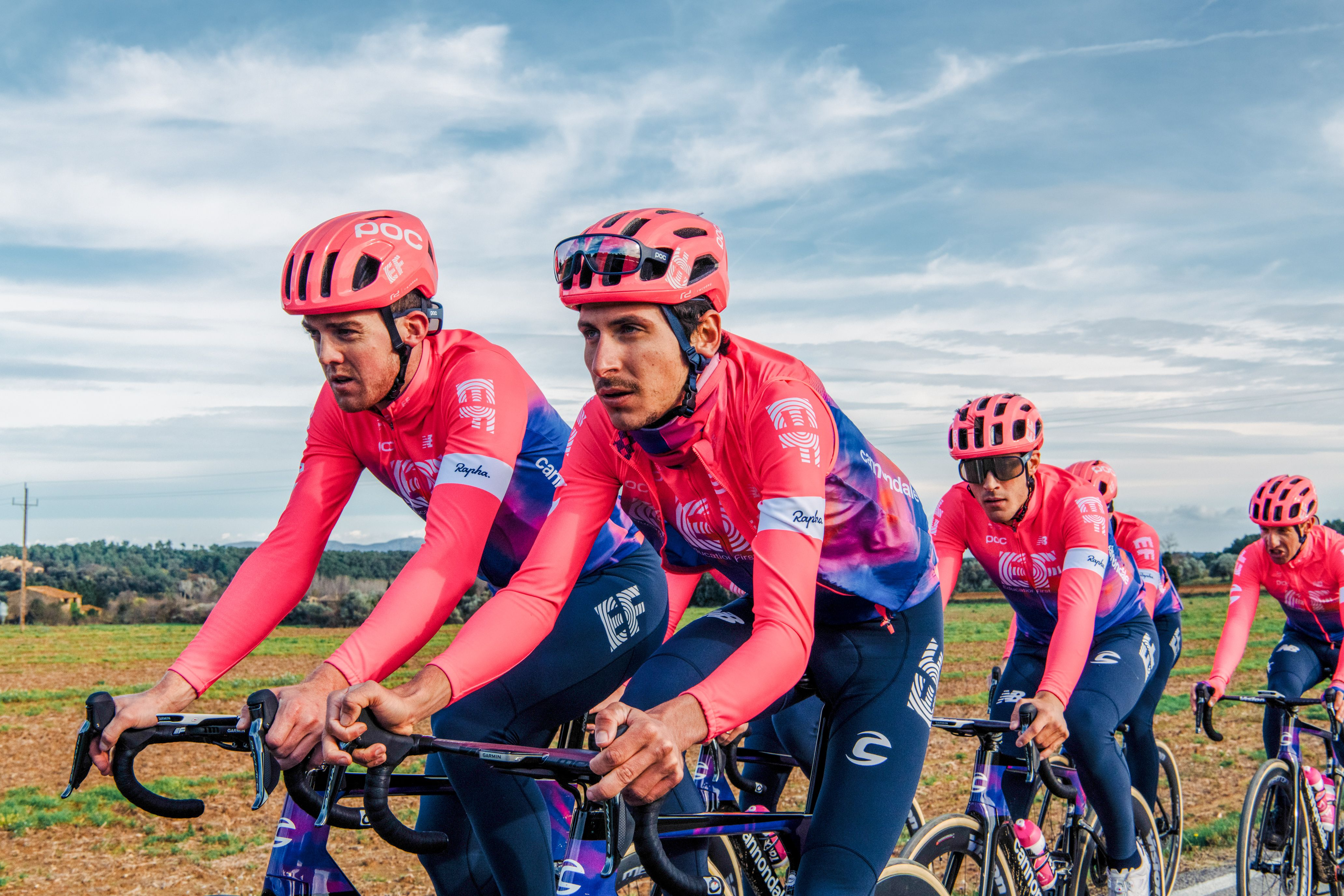3e5faee81 Rapha s Wild New EF Education First Kit Is Unlike Anything We ve Ever Seen