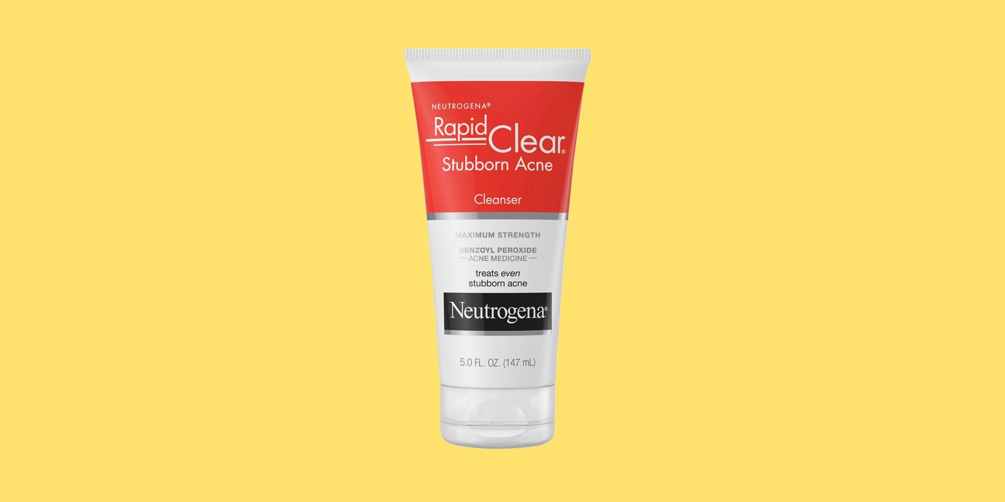 Neutrogena Rapid Clear Stubborn Acne Face Wash