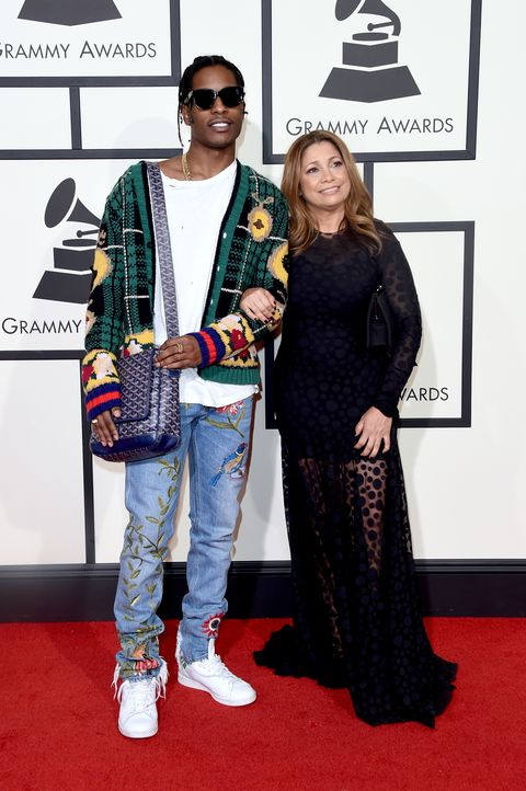 the 58th grammy awards   arrivals