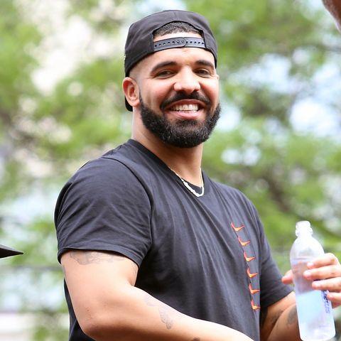 drake the rapper nude