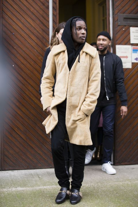 street style   london collections men aw16