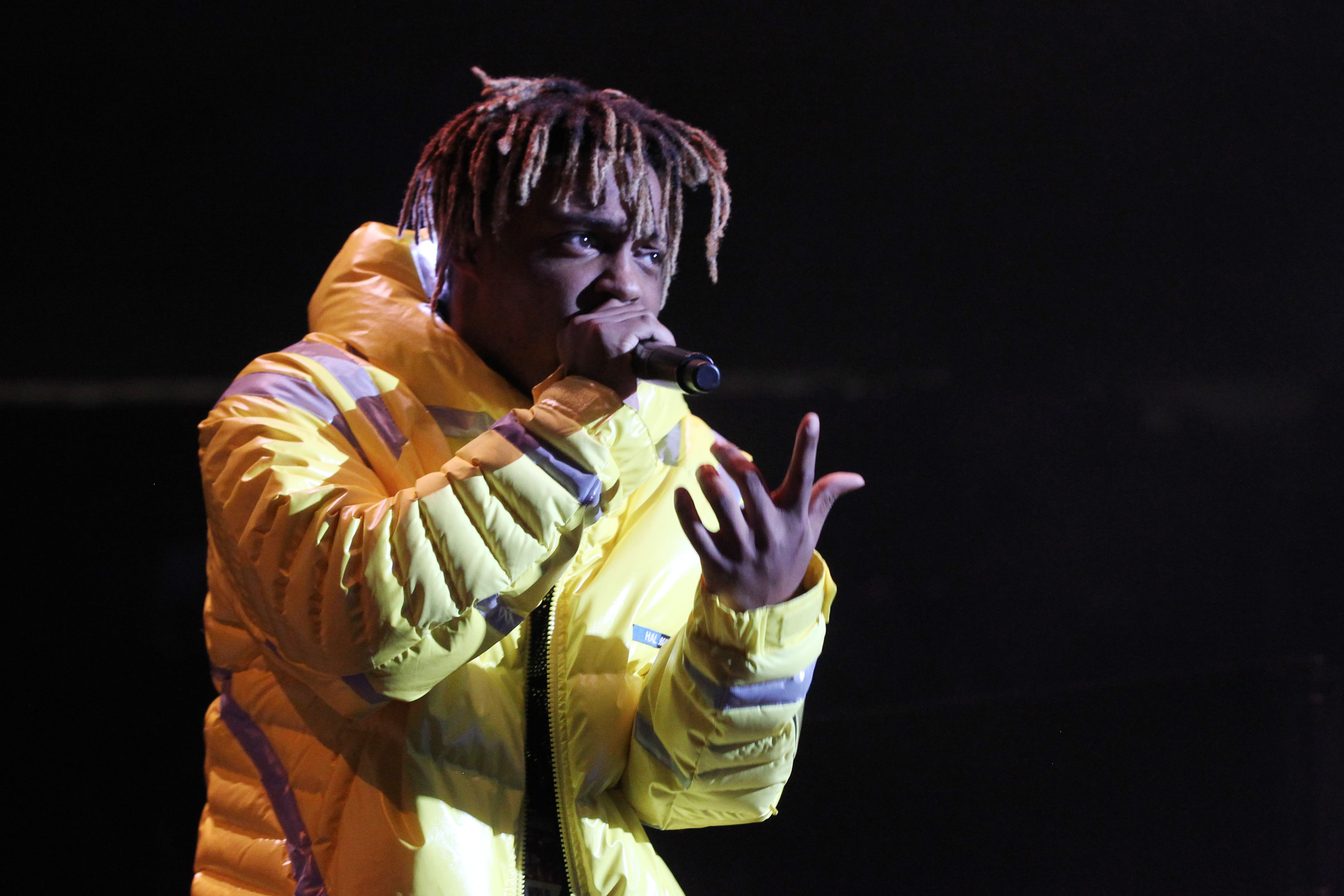 The Rapper Juice WRLD Has Died at Just 21 Years Old