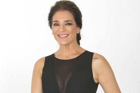Raquel Bollo muestra su chalé en 'Ven a cenar conmigo. Summer Edition'.