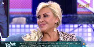 Raquel Mosquera, Pedro Carrasco, Rocío Carraco, Raquel Mosquera novio, Raquel Mosquera marido, Sábado Deluxe, Deluxe, Sálvame, Sálvame Deluxe