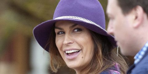 Raquel Perera felicita a su hijo Dylan