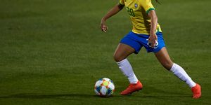 Scotland v Brazil - Women's International Friendly