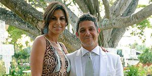 Alejandro Sanz y Raquel Perera ¿en crisis?