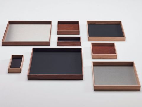 Brown, Tray, Material property, Rectangle, Wood, Tableware, Furniture, Plywood, Wood stain, Square,