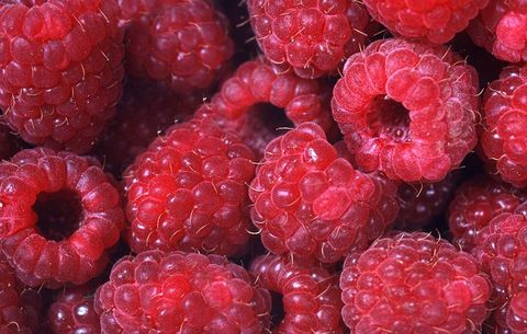 Natural foods, Berry, Fruit, Raspberry, Frutti di bosco, Food, Seedless fruit, West Indian raspberry , Blackberry, Red,