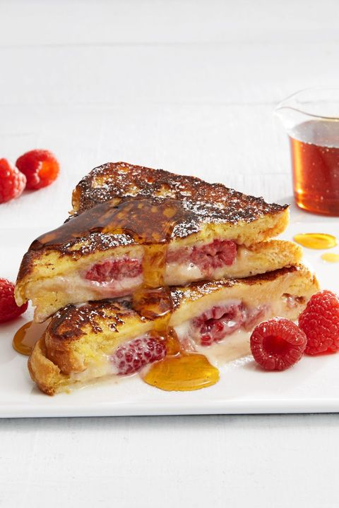 raspberry cheesecake french toast