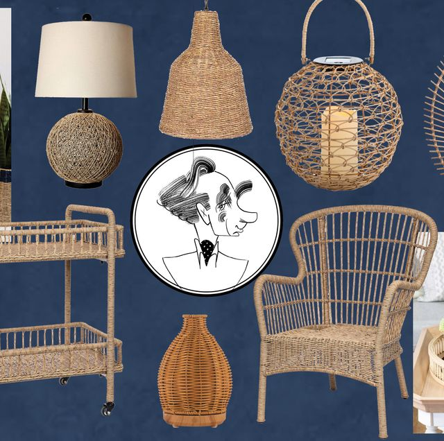 rufino report rattan product collage
