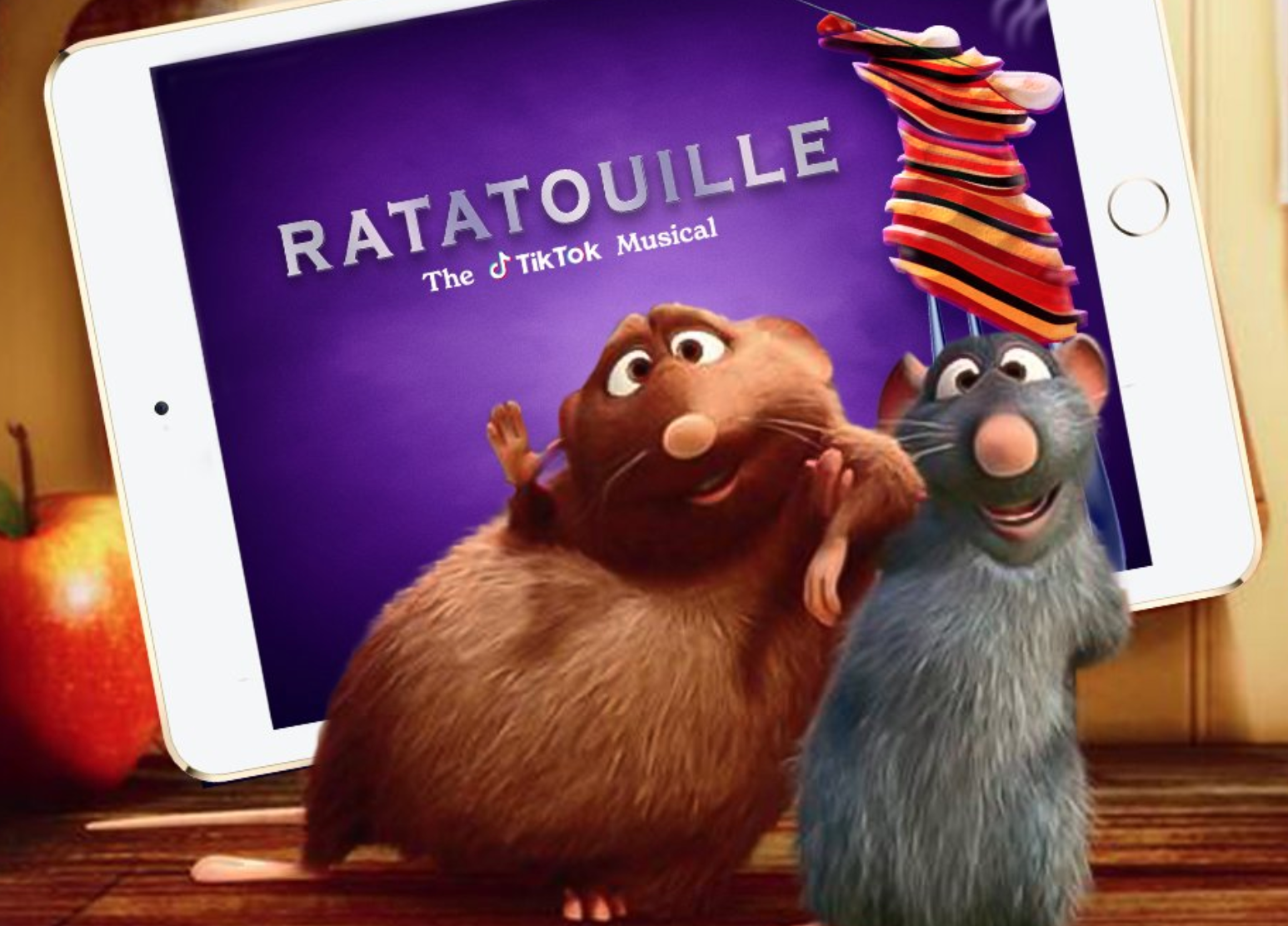 TikTok Made a Broadway Ratatouille Musical Happen. Here's How Twitter Reacted.